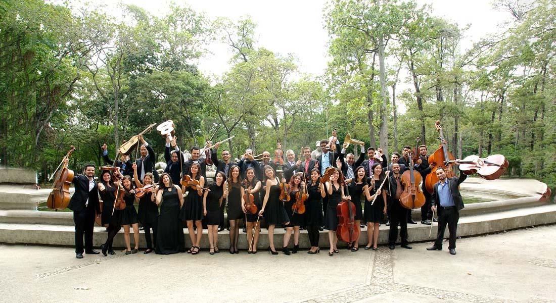 Este sábado se presenta la Orquesta Barroca Simón Bolívar en la Asociación Cultural Humboldt