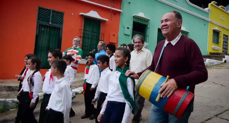 Serenata Guayanesa viene con los niños para celebrar esta Navidad