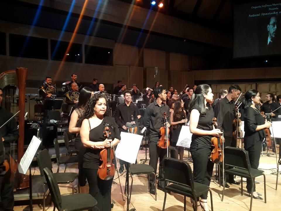 La Orquesta Sinfónica Municipal de Caracas llega al final de su temporada 2018 orgullosa de haber hecho disfrutar a miles de caraqueños