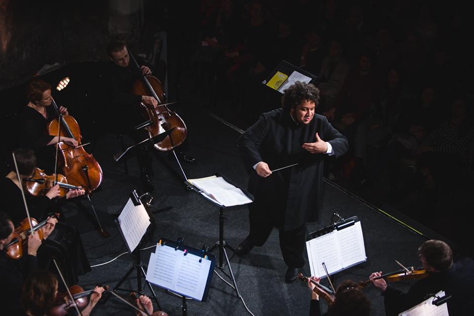 Un inolvidable concierto en Lituania con batuta venezolana