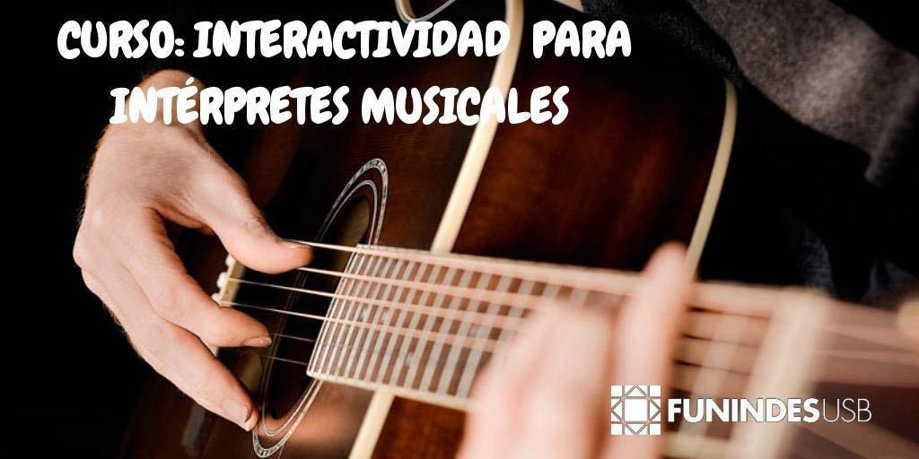 USB-LADIM, FunindesUSB y Maestría en Música ofrecen 2 cursos de música electroacústica a cargo del Prof. Miguel Noya