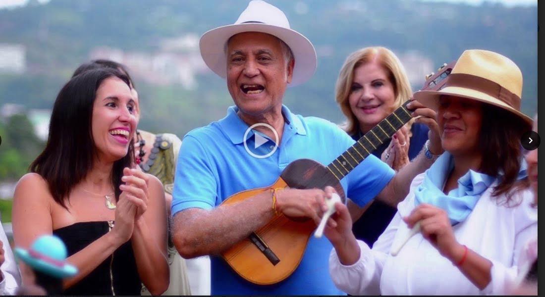 La Divina Pastora envía su mensaje a través de la música de Eduardo Dávila