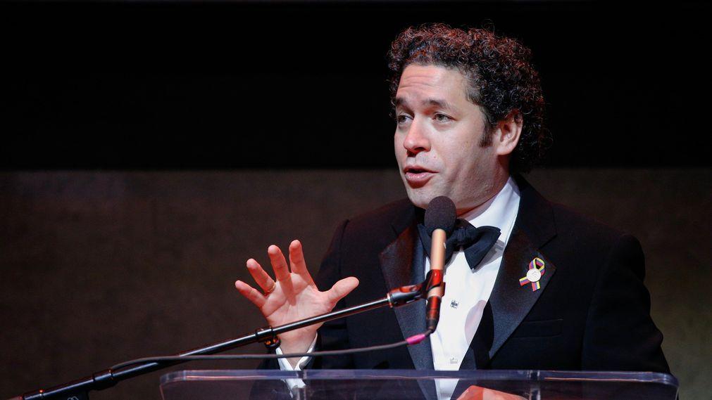 Gustavo Dudamel participará en la ceremonia de los Óscar