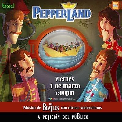 The Beatles sonará con sabor venezolano de la mano de Pepperland