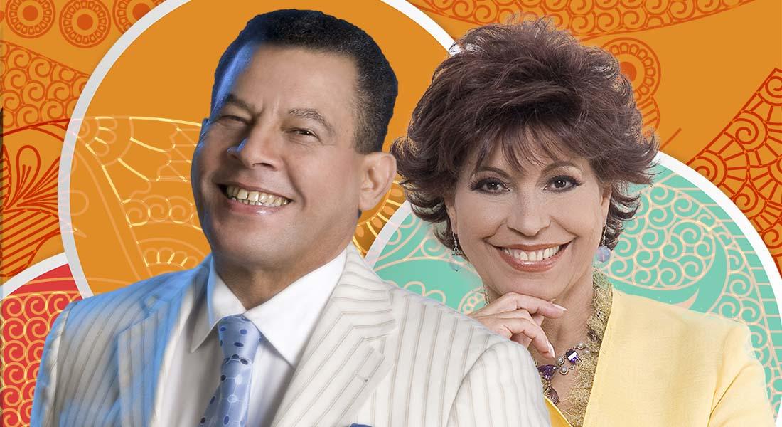Rudy y Floria Márquez se unen en un Romance Sinfónico