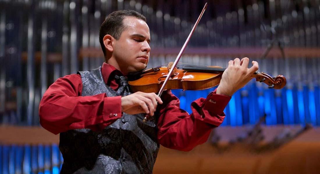 Samuel Vargas elegido entre los 11 ganadores del Concurso de jóvenes intérpretes Yamaha