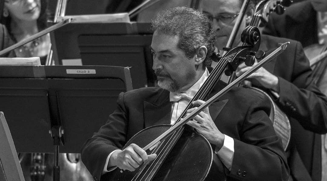 "William Molina Cestari: ""Mi aporte es unir lazos a través del violonchelo"""