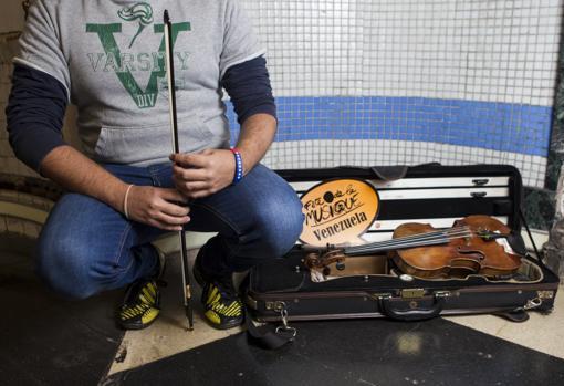 El colapso del chavismo entierra el milagro musical de Venezuela