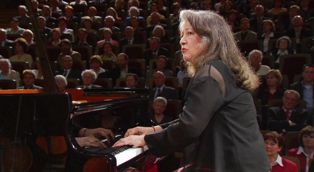 Martha Argerich, nombrada miembro de honor de la Konzerthaus de Viena