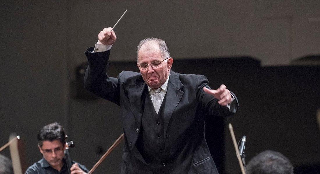 El director de orquesta venezolano Rodolfo Saglimbeni continúa su agenda de conciertos en Venezuela, Argentina y Chile
