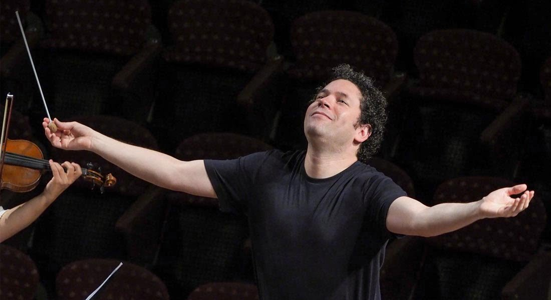 Gustavo Dudamel inaugura el Festival de Edimburgo 2019