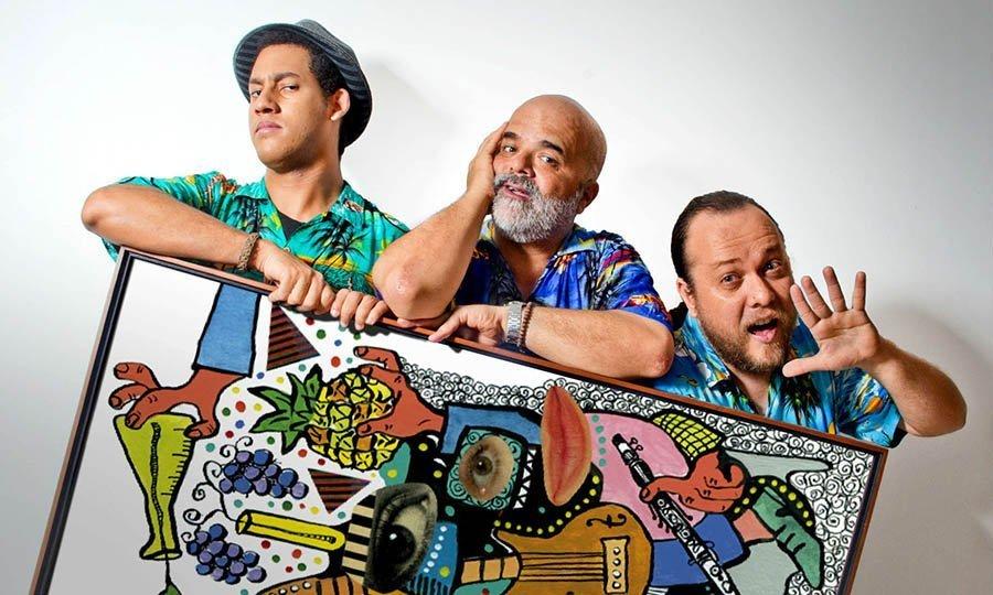 Trabuco Contrapunto y Hermanos Naturales unidos en un mismo show