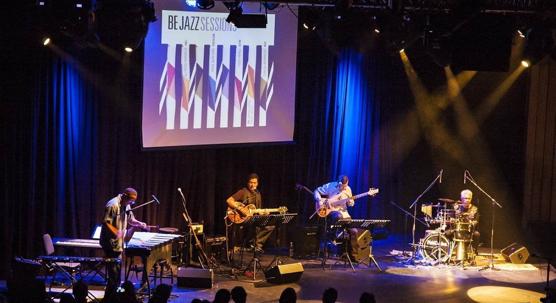 Alfredo Naranjo presenta Be Jazz Session en Concierto