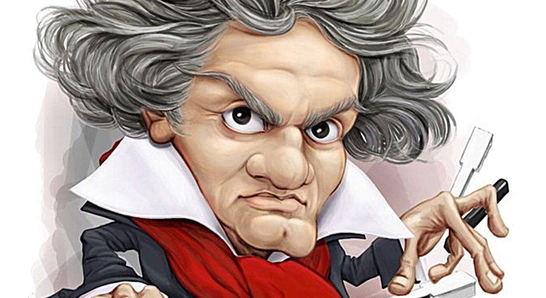 5 frases de Beethoven sobre la música y la vida