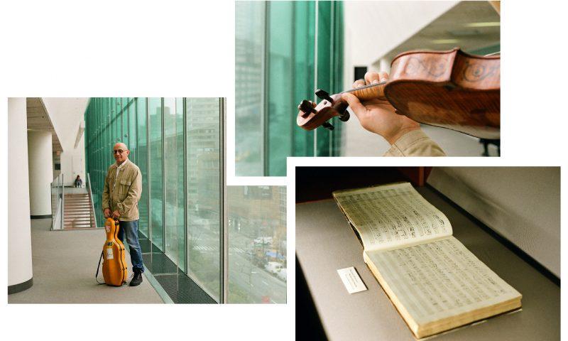 """Viceversa: """"The Juilliard School con el violista Samuel Marchan"""""""