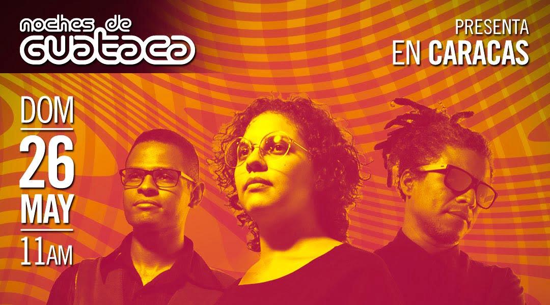 Ile Des Phoques debuta en el escenario de Noches de Guataca