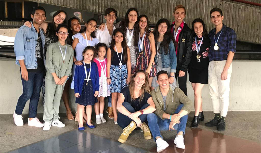 Ballet de la Mar gana concurso Pura Danza Internacional Mérida 2019