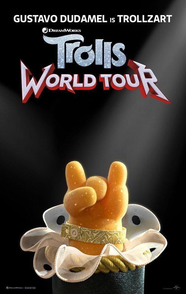Gustavo Dudamel formará parte del elenco de Trolls World Tour