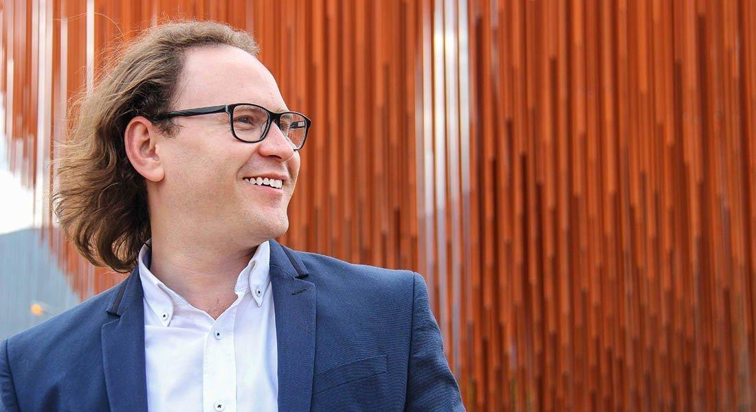 La Sinfónica de Stavanger se despidió del maestro Christian Vásquez con un 'Mil gracias maestro, hasta luego'