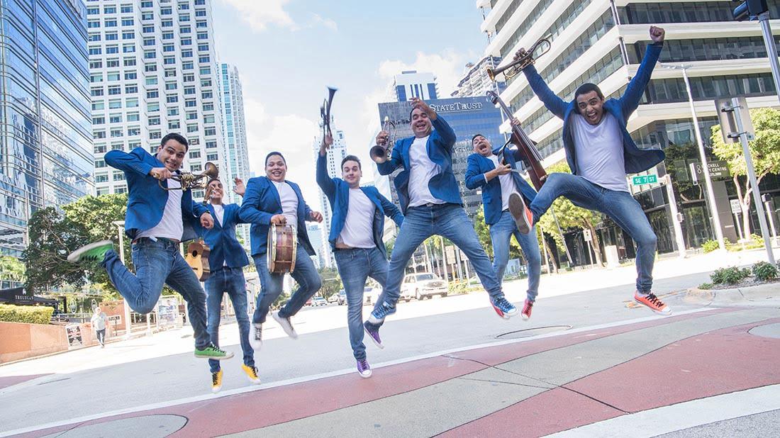 Ensamble 7/4 representa a Venezuela en encuentro mundial de trompeta