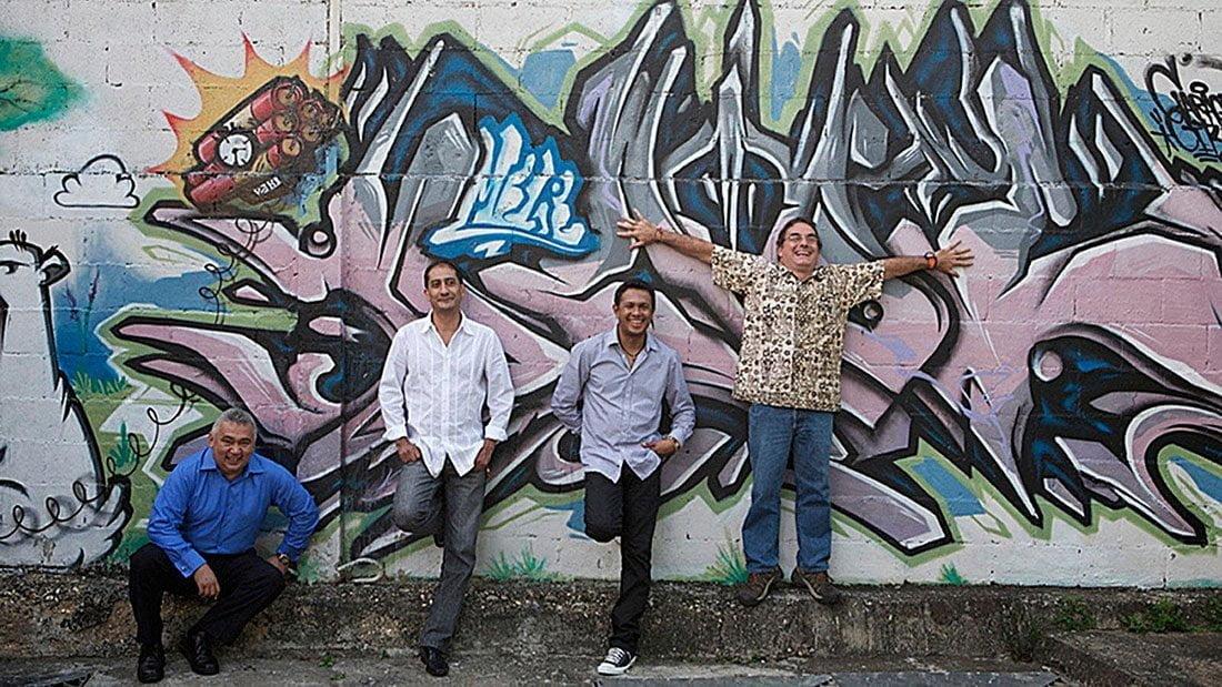 El Ensamble Gurrufío se reencuentra para celebrar 35 años de trayectoria musical