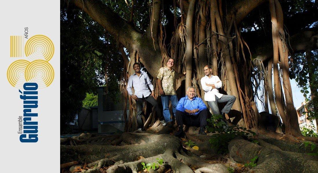 Ensamble Gurrufío celebra en Caracas 35 años de música venezolana