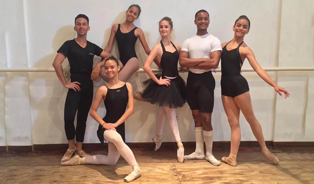 Ballet de la Mar celebra su 5ta promoción y fin de curso en el Centro de Artes Omar Carreño de La Asunción