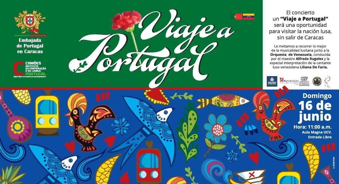 Un «Viaje a Portugal» Concierto con sabor a folclor portugués