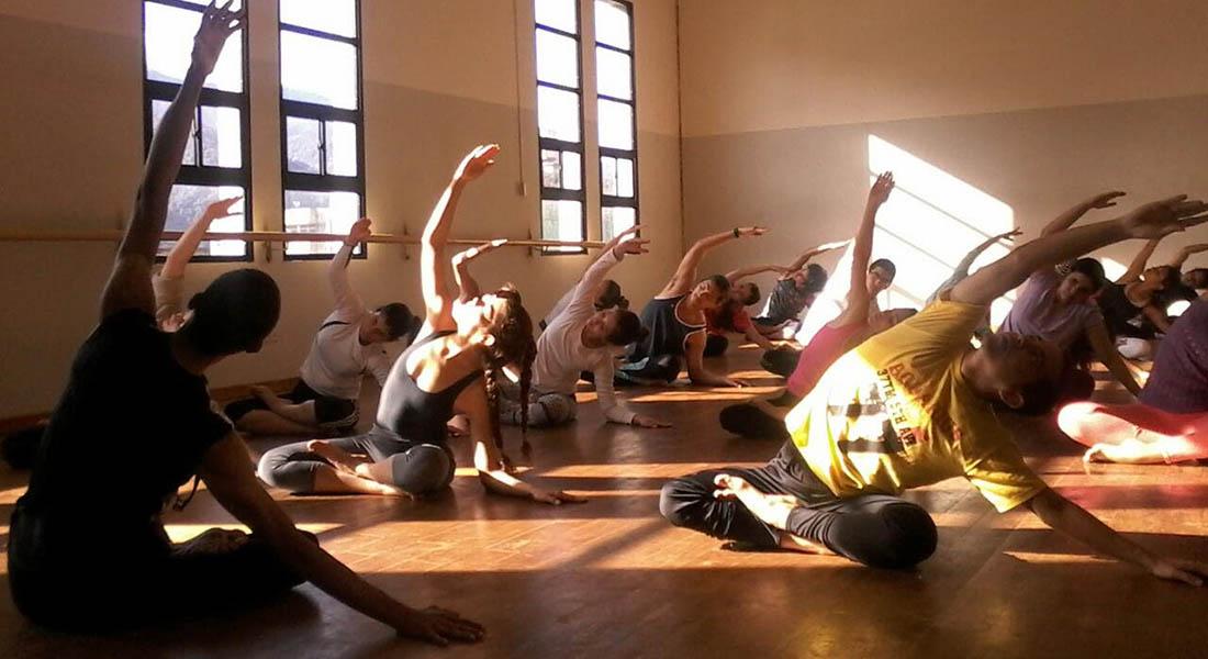 La danza dice presente en el Ciclo Cultura UCV