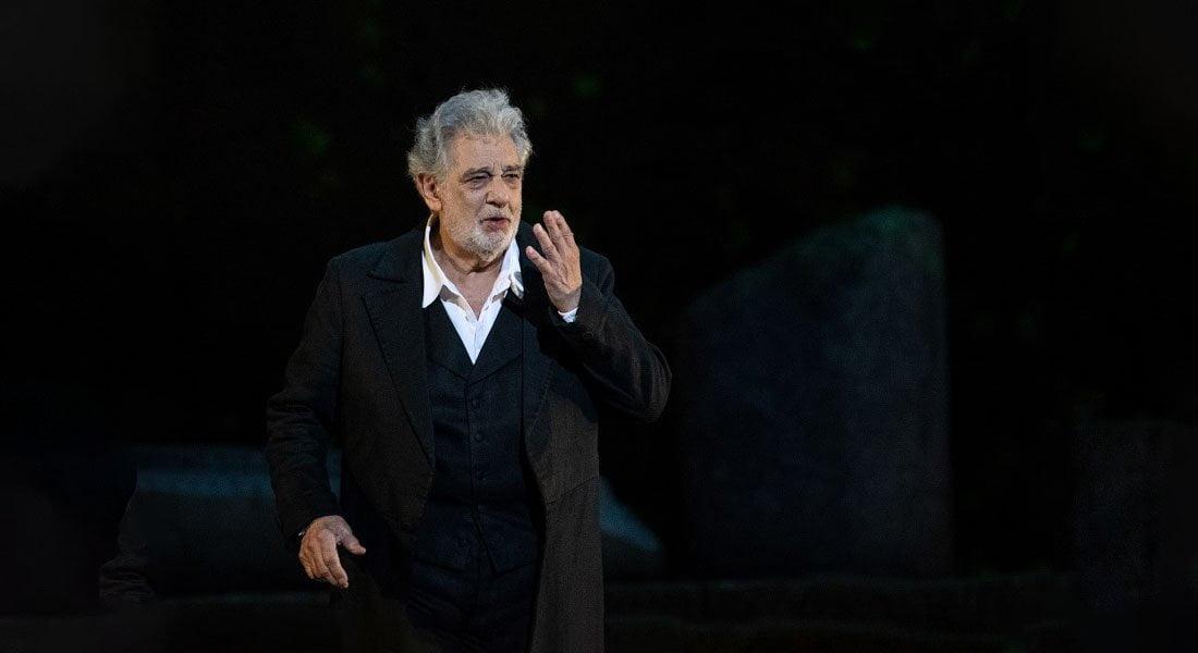 Plácido Domingo, la eterna juventud del patriarca de la ópera