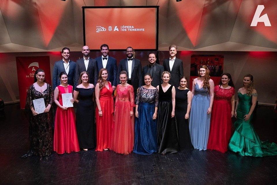 El barítono venezolano Gustavo Castillo obtiene el 3er lugar en el Concurso Internacional de Canto Ópera de Tenerife y el Premio del Público