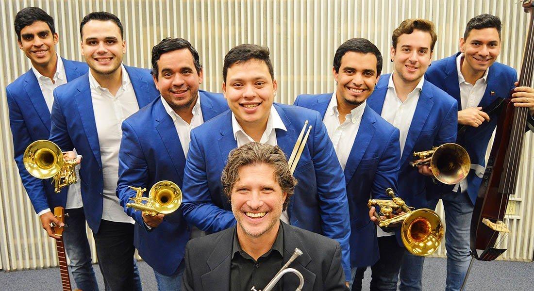 Las trompetas del Ensamble 7/4 sonarán a ritmo de barroco, joropo y mambo