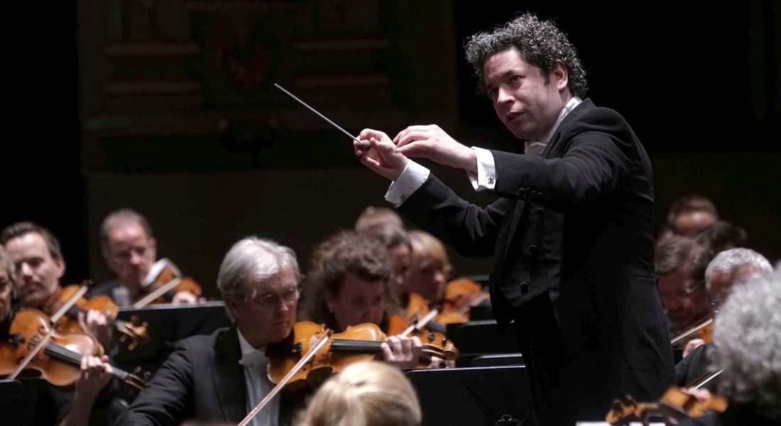 Dudamel dirige a Mahler con la Filarmónica de Munich en el Real de Madrid