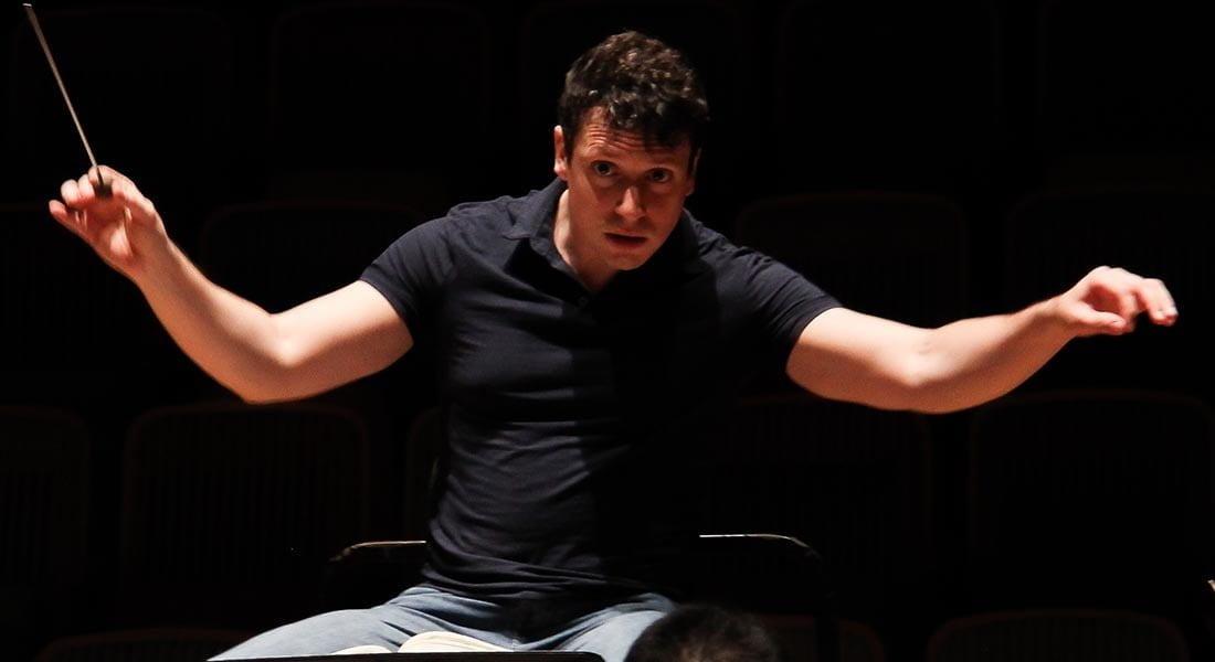 """Paolo Bortolameolli: """"Gustavo Dudamel es realmente inspirador"""""""