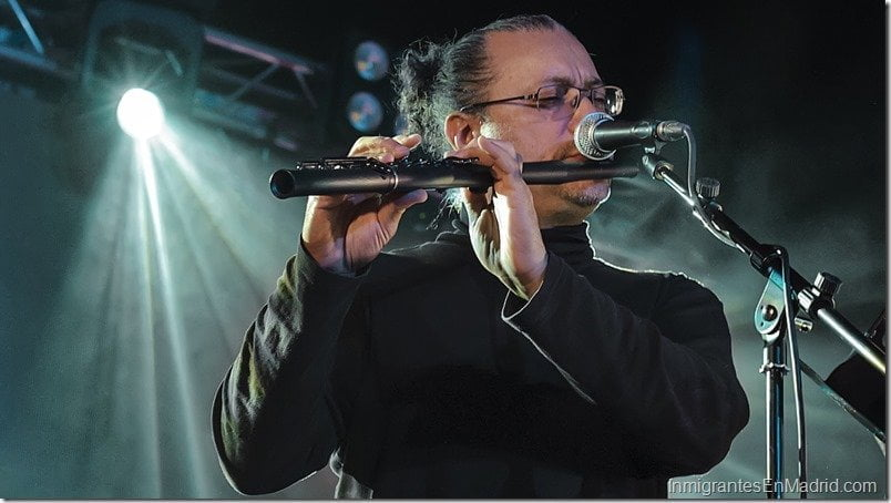 Madrid: Omar Acosta reúne a grandes músicos venezolanos en el Café Berlín