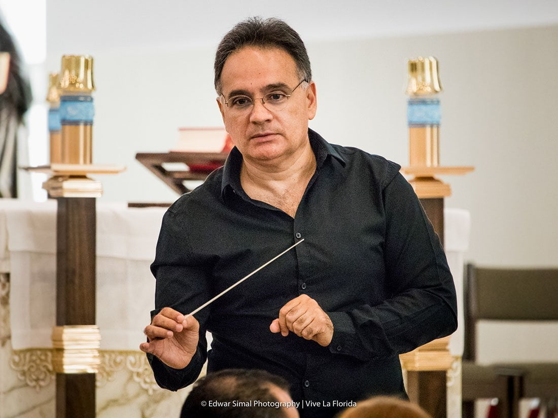 Tarcisio Barreto Ceballos: entre la composición, la ejecución, la dirección y la enseñanza