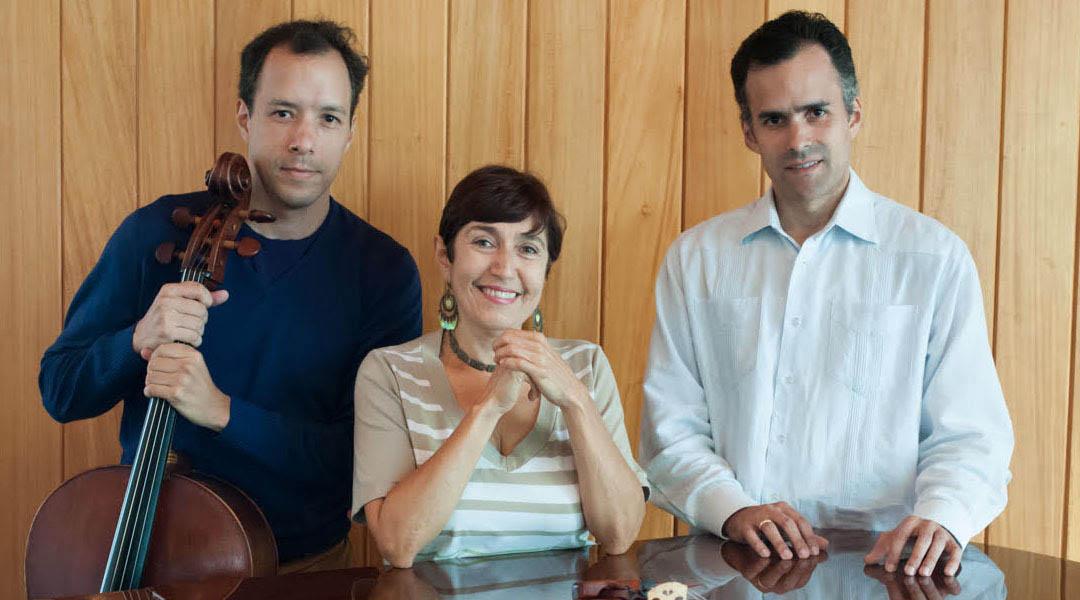 Dos grandes tríos se escucharán en El Cerrito