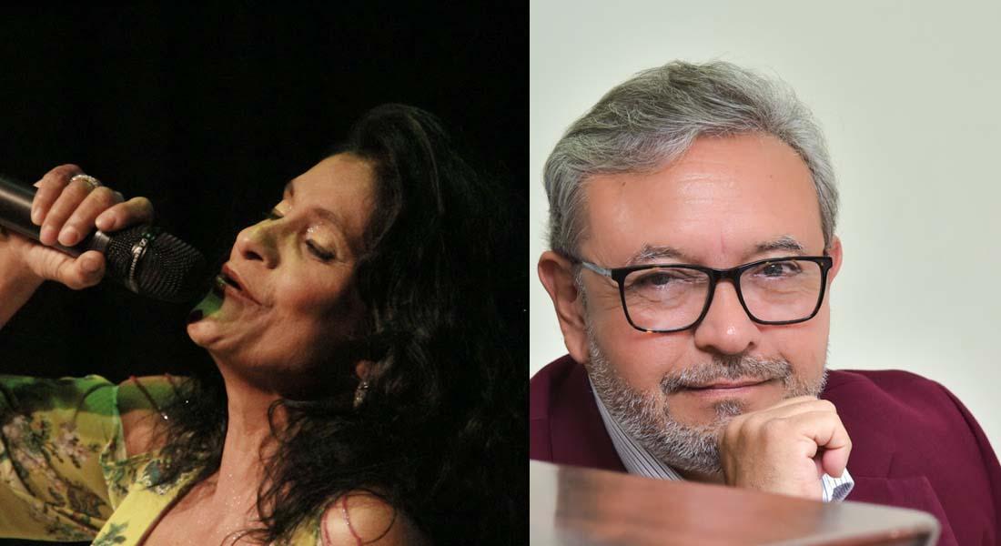 Corina Peña y Josué Hernández se unen en una serenata en clave de bolero