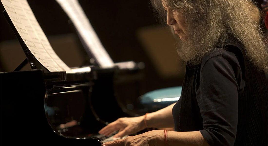 Zubin Mehta: «Martha Argerich es única; la música brota de ella como una fuerza natural»