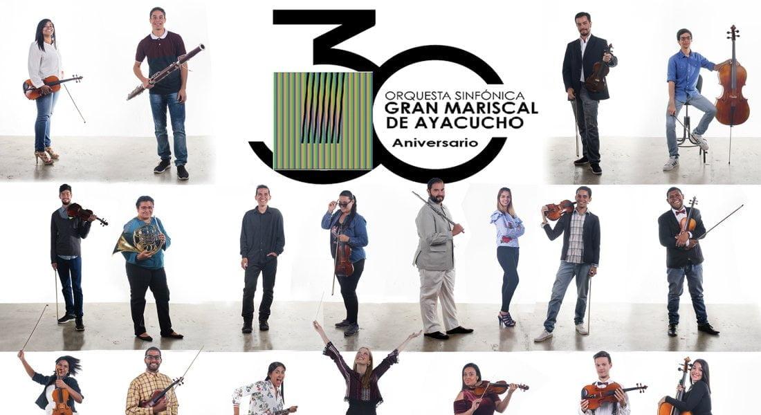 Viaje al fondo de una orquesta con la Sinfónica de Ayacucho
