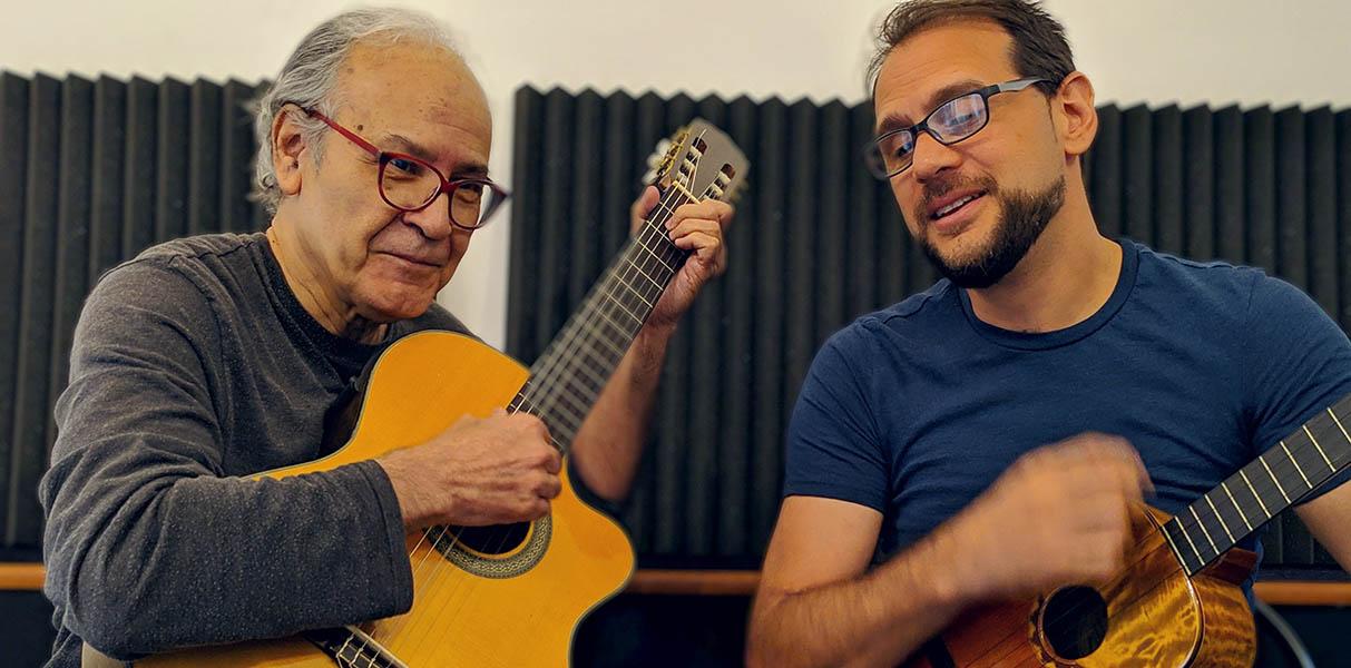 Henry Martínez y Alejandro Zavala llevan música A Cuatro Manos al Centro Cultural BOD