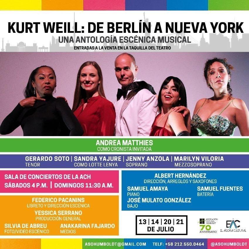 Agenda de Eventos Asociación Cultural Humboldt