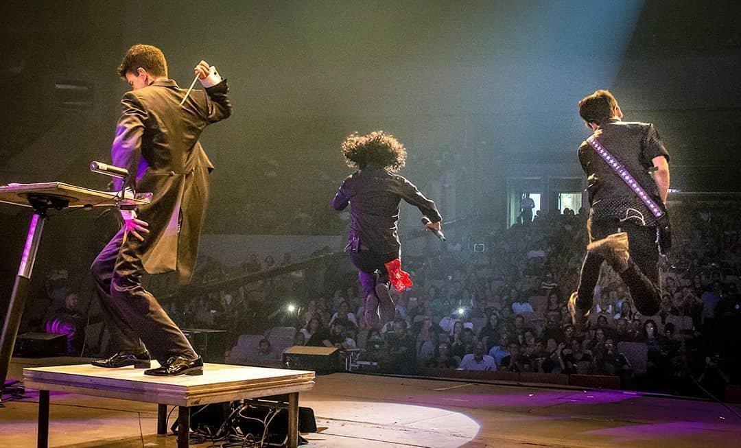 Euforia Rock Sinfónico ofreció su propia versión de Metallica