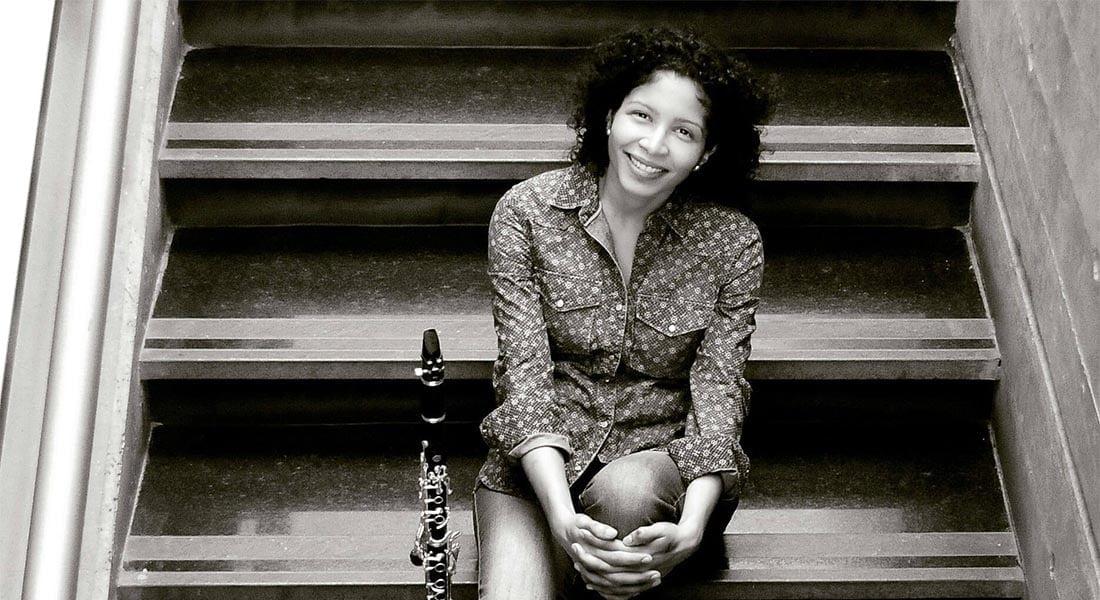 La clarinetista Carmen Borregales participó en la inauguración del V Festival Internacional de Clarinetes Paraguay 2019