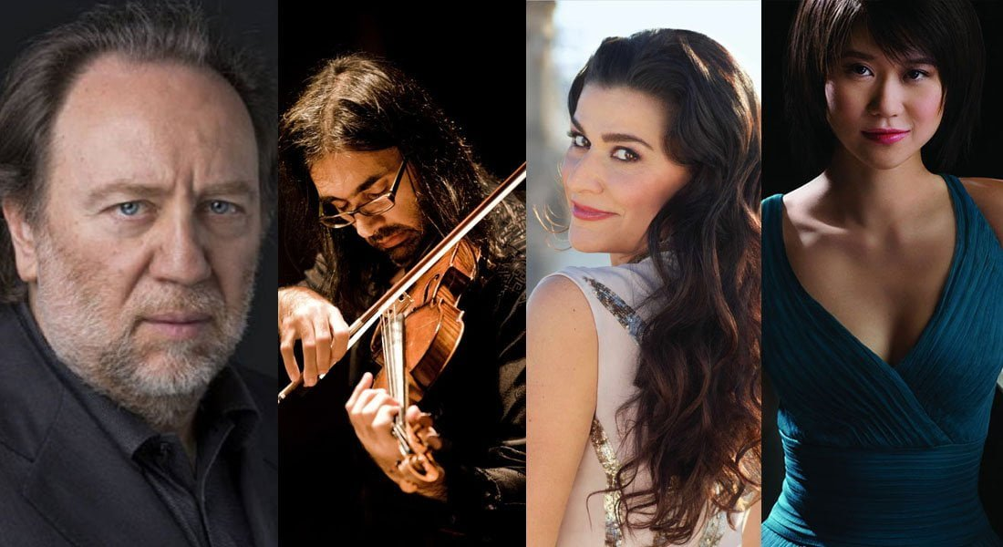 Riccardo Chailly inaugura el Festival de Lucerna