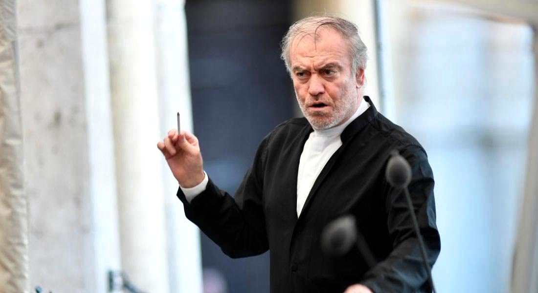 Valery Gergiev se defiende ante las críticas recibidas en Bayreuth