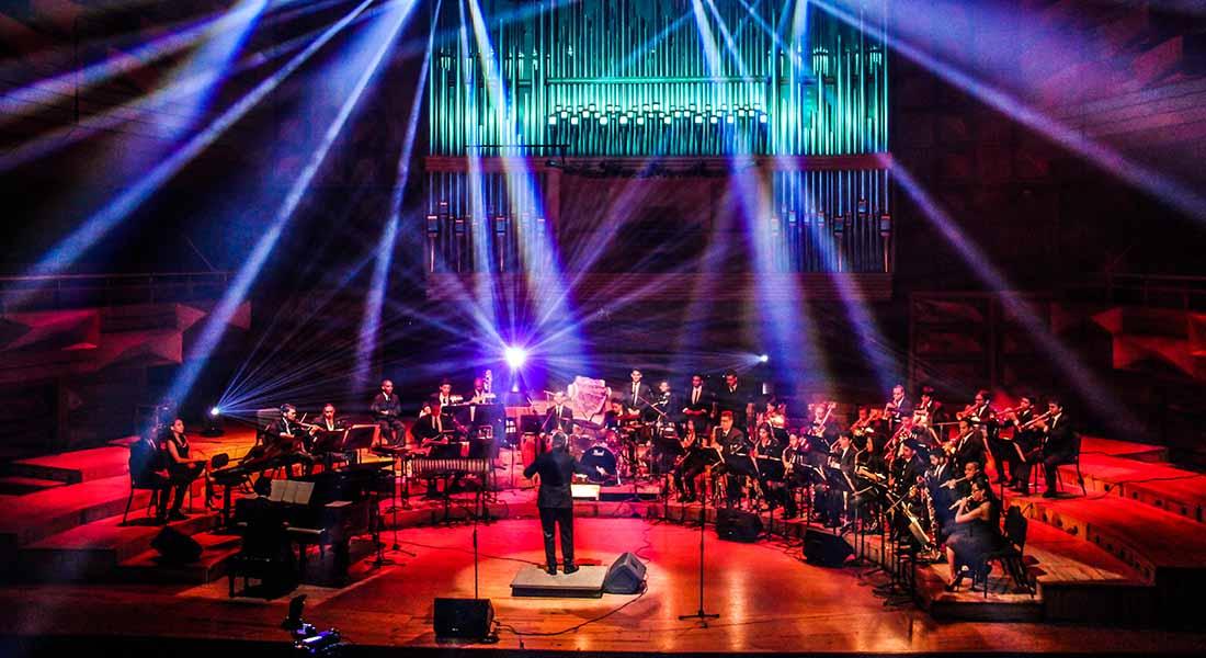Agenda de conciertos de El Sistema del 15 al 16 de agosto