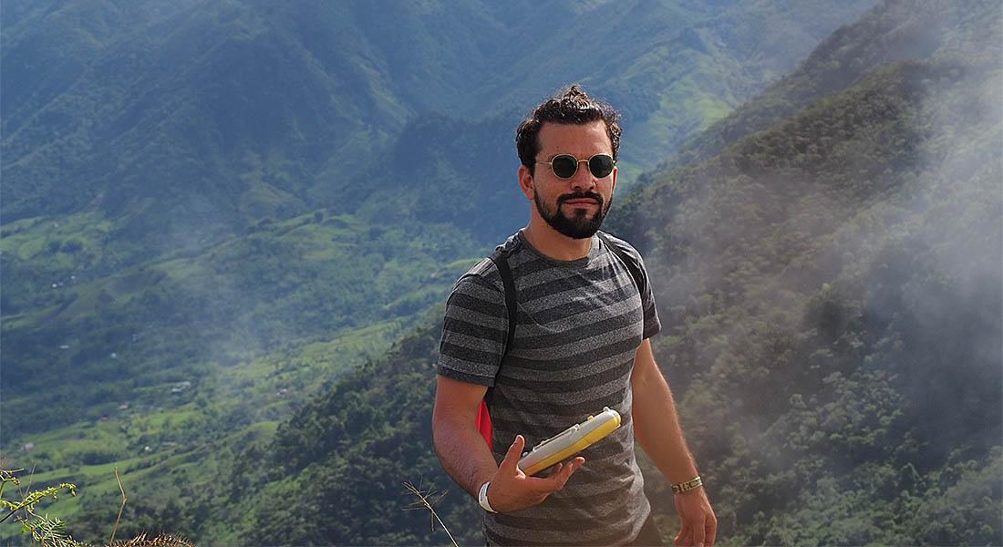 La espiritualidad musical de José Agustín Sánchez cautiva a Colombia