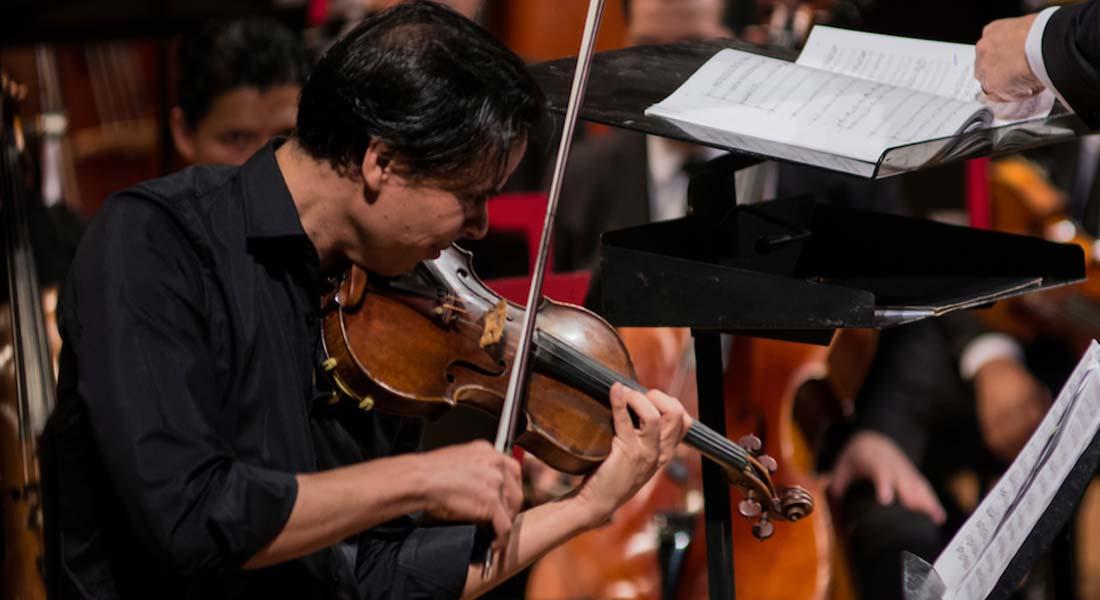 Plans | Músicos de la Orquesta Filarmónica de Jalisco: Iván Pérez