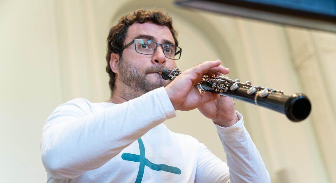 Unidad de lo diverso se titula el concierto que el oboísta venezolano Vicente Moronta
